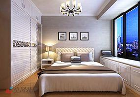 加侨悦山国际简约风格装修设计图-乐通家装案例