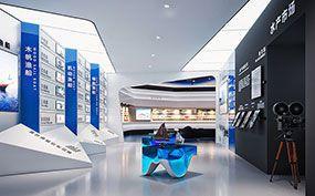 展厅装修,合肥展厅装修公司,展厅设计-卓创家装案例