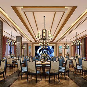 餐饮店铺装修|连锁餐厅装修设计|餐饮设计公司-卓创家装案例