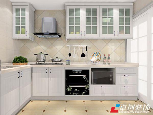 让你家的小厨房变大,亚博娱乐下载地址卓创装饰公司有奇招