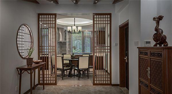 合肥装修公司客厅隔断装修应该怎么设计