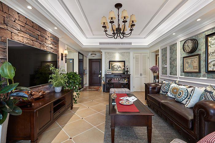 家装美式风格和欧式风格有哪些明显的区别?